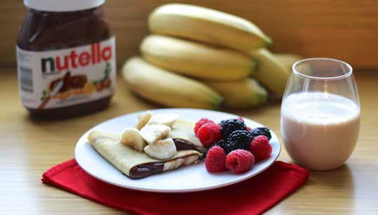 Nutella Experiential Marketing and Event Production